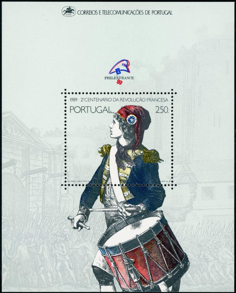 Portugal Block 66 postfrisch