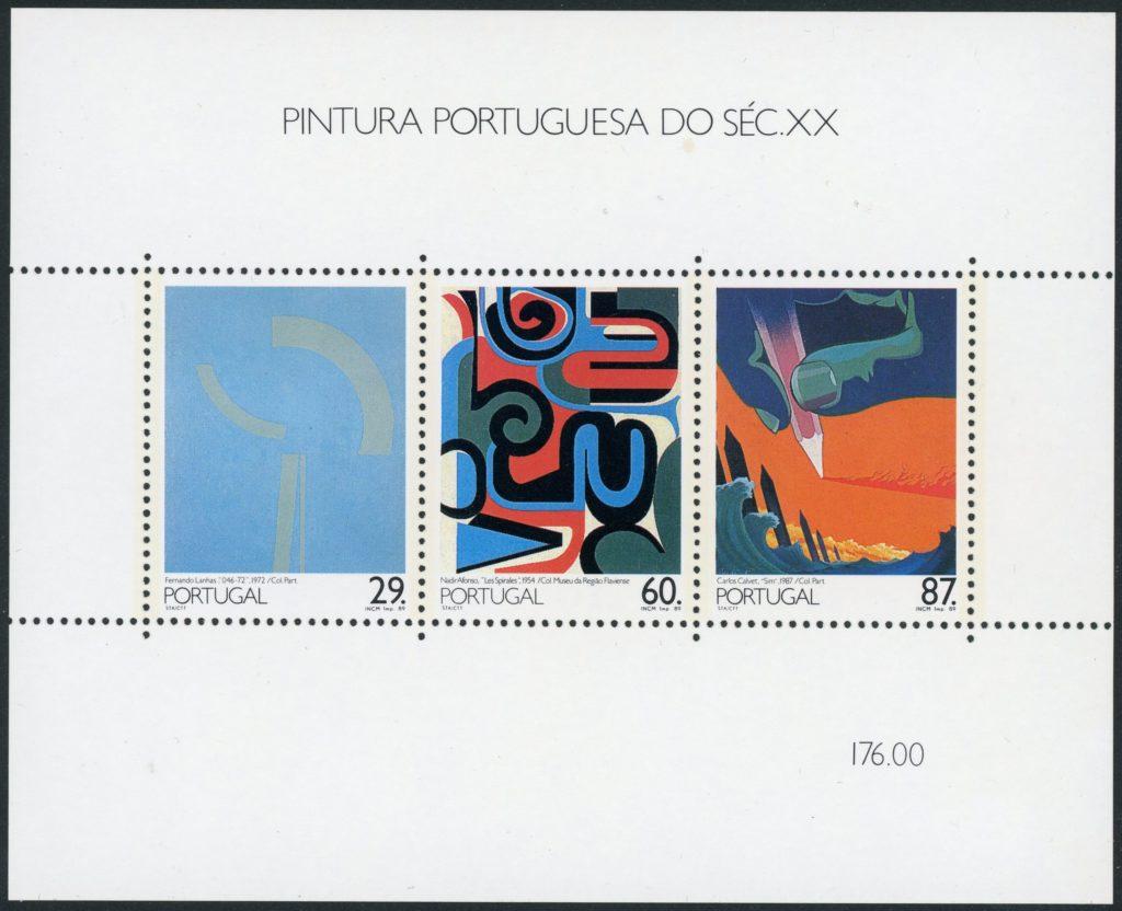Portugal Block 67 postfrisch