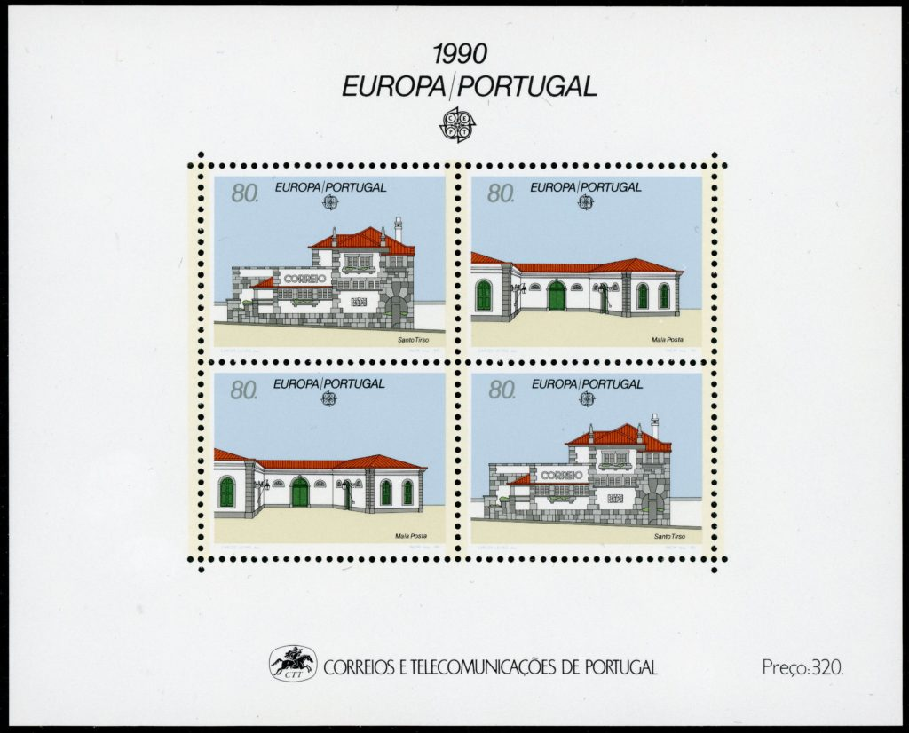 Portugal Block 71 postfrisch