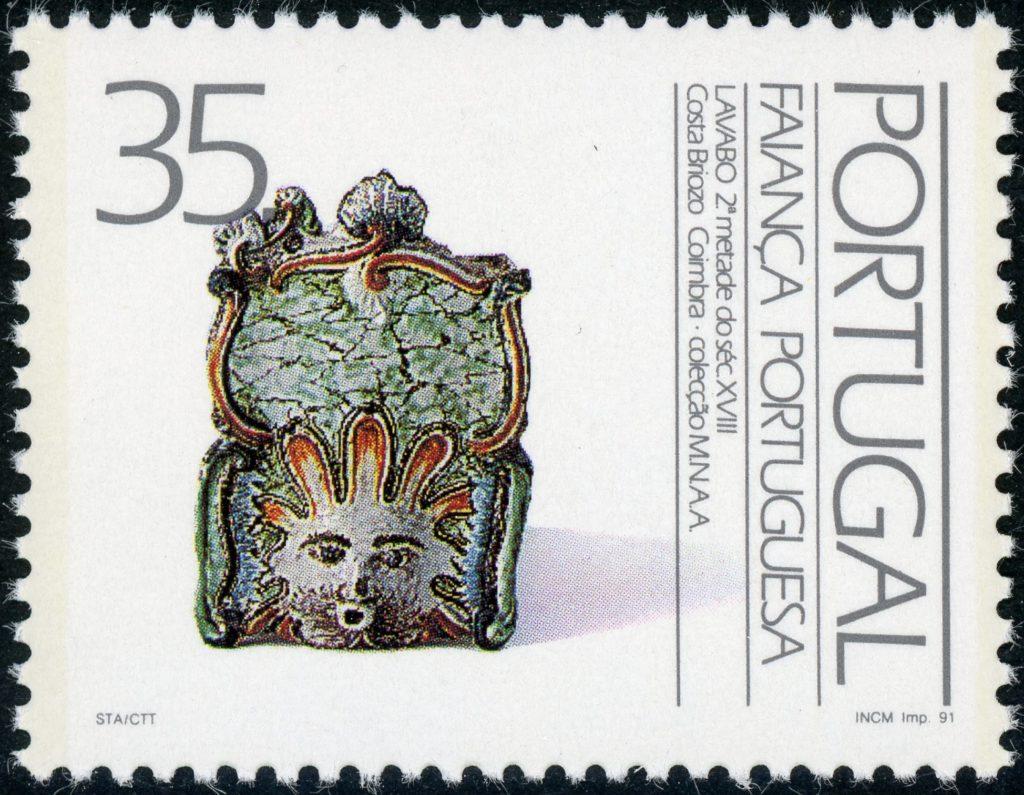 Portugal 1848 postfrisch