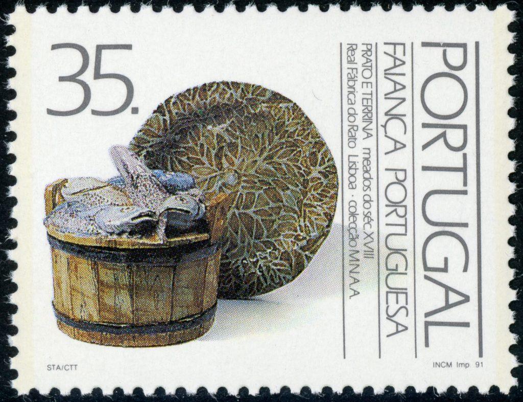 Portugal 1849 postfrisch