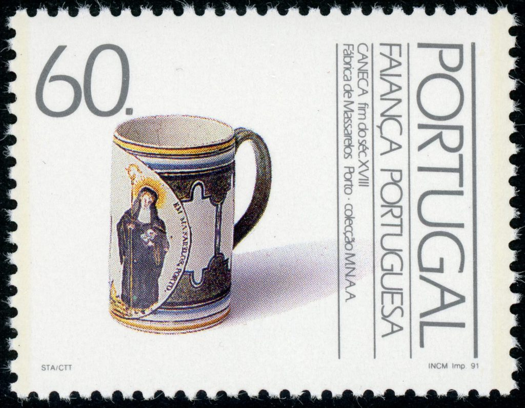 Portugal 1852 postfrisch