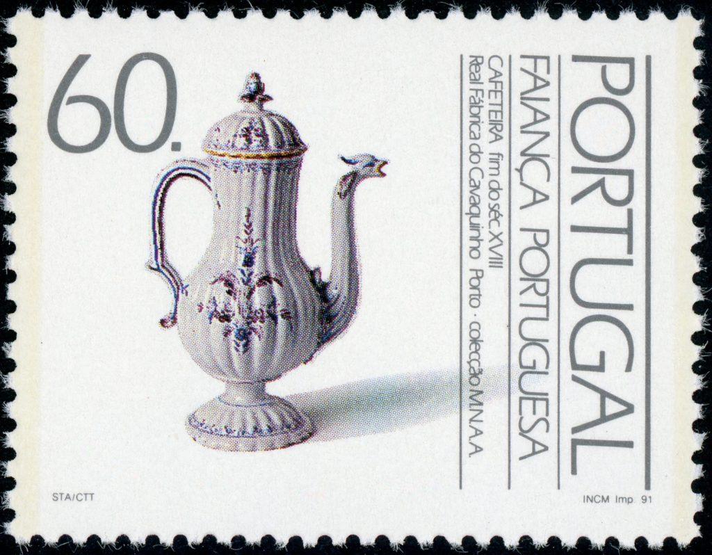 Portugal 1853 postfrisch